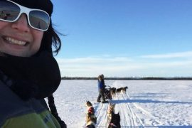 Mushing-school