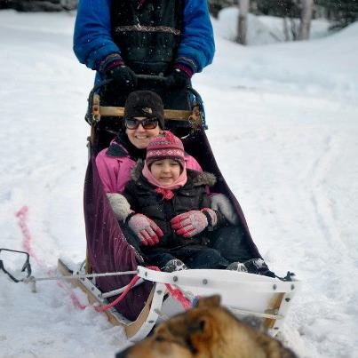 dogsled-ride